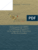 El Impacto de la CIPD y el proceso Post2015 en la Agenda de Derechos de las Juventudes