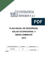 Plan y Programa Anual de SST Sedelucom