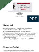 Hooligans gegen Salafisten - Alte Nazis mit neuer Agenda?
