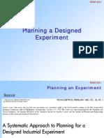 Lecture2-PlanningDOE