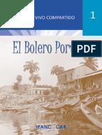 Documento PDF Libro Bolero Porteño