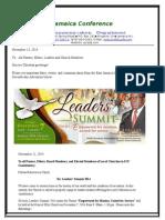 Communication -Advisory  For November 13 -2014.doc