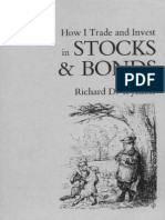 Fraser Publishing - How I Trade and Invest in Stocks and Bonds - Richard D Wyckoff - (1924)