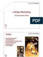 Holiday Visual Guidelines 2014