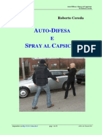 Auto-Difesa e Spray Al Capsicum - 1.1