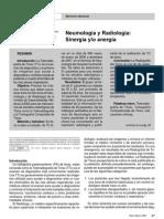 Neumología y radiología