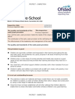 twincle ofsted report april 2013