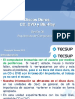 S06 Discos Duros, CD, DVD y Blu-Ray