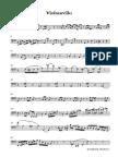 Quarteto de Cordas - Violoncelo