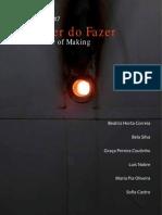 Catálogo O Poder Do Fazer - The Power of Making