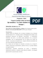 ENS 5 - Programa B