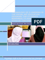 E-Learning Readiness
