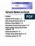 Bonds and Derivatives