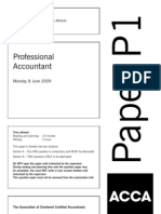 Professional Level – Essentials Module