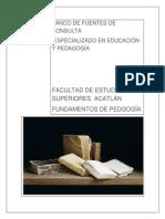 banco de fuentes de consulta  pdf