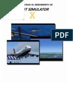 Manual Rendimiento Fsx
