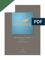 Crimson Circle Kharisma Series Shoud 3