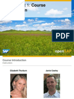 OpenSAP Fiori1 Week 01 SAP Fiori UX Basics