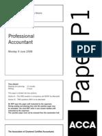 Professional Level – Essentials Module