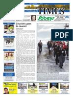 November 14, 2014 Strathmore Times