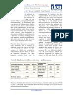 DGPR-The Death of Portfolio Diversification