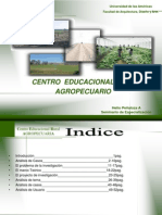Centro Educacin Rural Agropecuario
