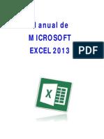 Manual Excel2013