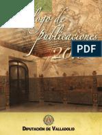 catalogo publicaciones diputacion de valladolid