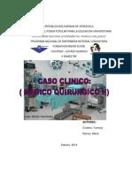 Caso Clinico de Litiasis de Yusmari1