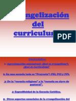 (Power Point) Evangelización Del Currículum.
