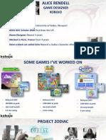 RENDELL GameDesignTalk 07112014
