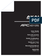 APC Key 25 - User Guide - v1.0