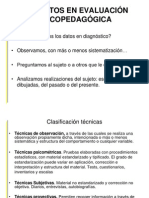 TECNICAS_evaluacion_psicopedagogica