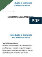Aulas Microeconomia Introdutória