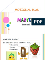 Promotion Presentation-Flavored bread