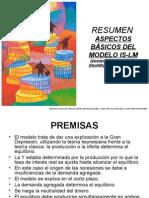 Resumen MODELO IS-LM