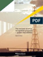 Applying IFRS Power-Utilities