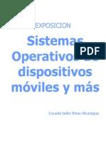 Sistemas Operativos de Dispositivos Móviles (SOM)