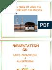 PRESENTATION-marketing Ufone