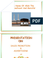 PRESENTATION-marketing Ufone