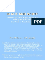Black and White Photos Videos