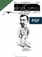 Madrid Cómico. 12-9-1891