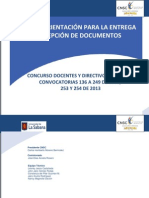 Guia Entrega de Documentos