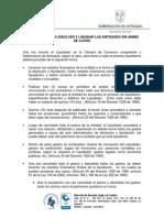 Instrucciones Liquidación de las ESAL - Entidades Sin ánimo de Lucro