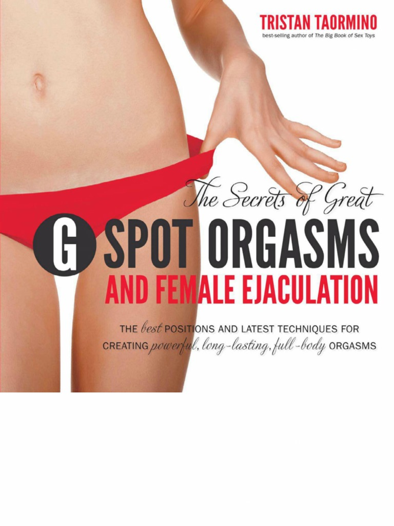 Pictures of achieving g-spot orgasm