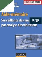 Surveillance Des Machines Par Analyse Des Vibrations