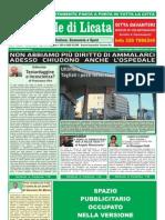 Giornale di Licata - Edizione Gennaio 2010