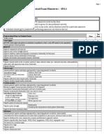 Pechecklistforspa1 2014 Tips for Evaluators