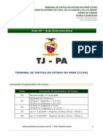 Aula0 Regjmento Interno TE TJPA 74887