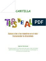 Cartilla, Tips de Aula